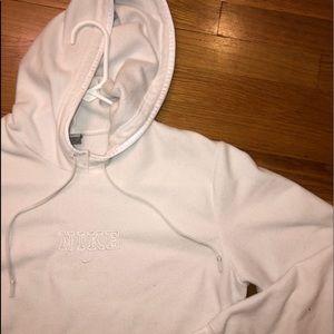 vintage NIKE white sweatshirt